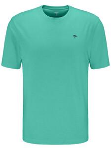 Fynch-Hatton Ronde Hals T-Shirt T-Shirt Fresh Mint