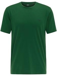 Fynch-Hatton Ronde Hals T-Shirt T-Shirt Garden
