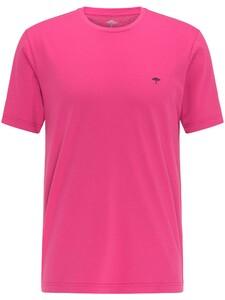 Fynch-Hatton Ronde Hals T-Shirt T-Shirt Malaga