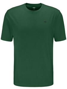 Fynch-Hatton Ronde Hals T-Shirt T-Shirt Palmtree