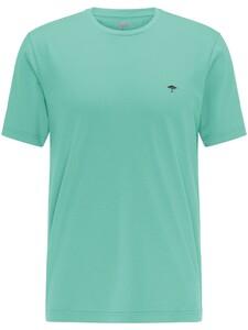 Fynch-Hatton Ronde Hals T-Shirt T-Shirt Peppermint