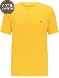 Fynch-Hatton Ronde Hals T-Shirt T-Shirt Sunlight