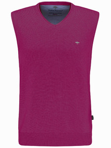 Fynch-Hatton Slipover Uni V-Neck Slip-Over Blossom