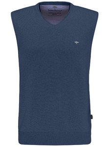 Fynch-Hatton Slipover Uni V-Neck Slip-Over Night