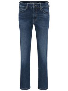 Fynch-Hatton Tanzania All-Season Authentic Denim Jeans Midden Blauw