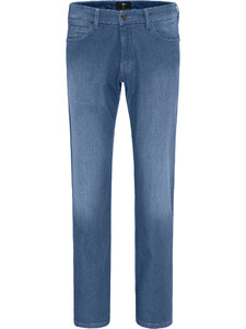 Fynch-Hatton Tanzania Summer Denim Jeans Licht Blauw