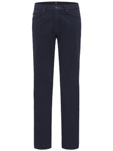 Fynch-Hatton Tanzania Summer Pima Power Stretch Broek Navy