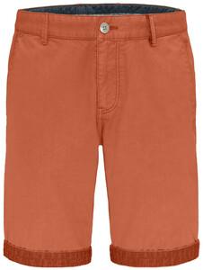 Fynch-Hatton Uni Bermuda Garment Dyed Bermuda Mandarin