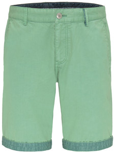 Fynch-Hatton Uni Bermuda Garment Dyed Bermuda Mint