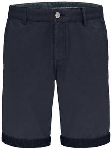 Fynch-Hatton Uni Bermuda Garment Dyed Bermuda Navy