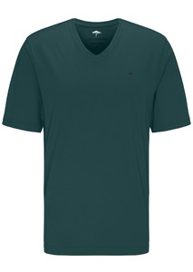 Fynch-Hatton V-Neck Uni Cotton T-Shirt Diesel