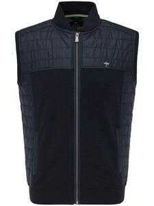 Fynch-Hatton Vest Hybrid Body-Warmer Navy