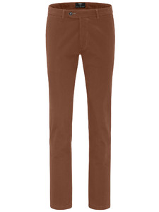 Fynch-Hatton Zambia Pima Power Stretch Broek Burnt Sienna
