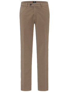 Fynch-Hatton Zambia Summer Pima Power Stretch Broek Taupe