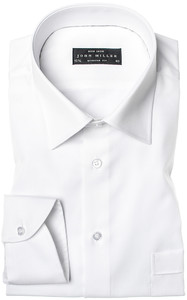 John Miller Dress-Shirt Non-Iron Wit
