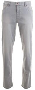 Hiltl Centodue Indigo Kirk 5-Pocket Jeans Licht Grijs