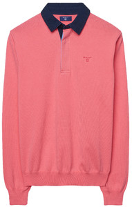 Gant Sporty Cotton Rugger Coral Red