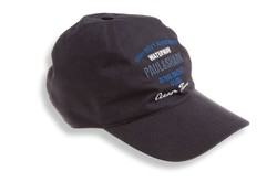Paul & Shark Ocean Team Waterway Cap Navy