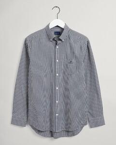 Gant 2 Color Gingham Shirt Eggshell
