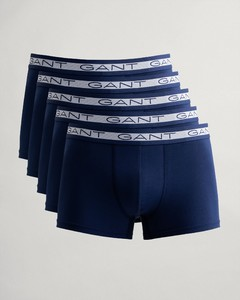 Gant 5Pack Basic Shorts Underwear Navy