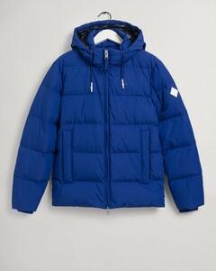 Gant Alta Down Jacket Jack College Blue