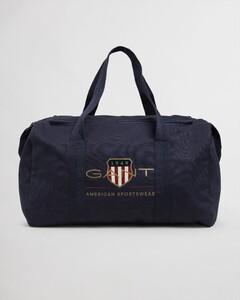 Gant Archive Shield Duffle Bag Tas Marine