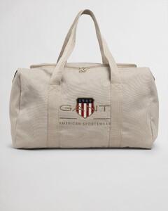 Gant Archive Shield Duffle Bag Tas Zand