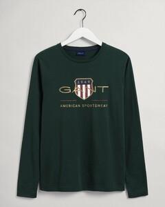 Gant Archive Shield T-Shirt T-Shirt Groen