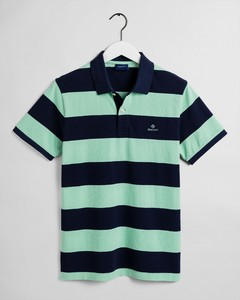 Gant Barstripe Piqué Rugger Polo Breeze