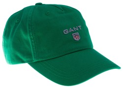 Gant Basic Cap Cap Green