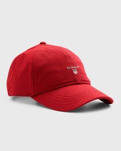 Gant Basic Cap Cap Rood Melange