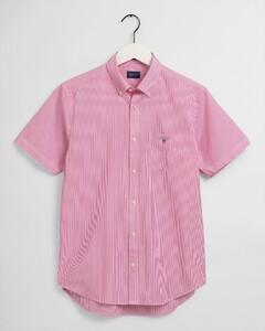 Gant Broadcloth Banker Fine Stripe Overhemd Cabaret Pink