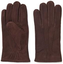 Gant Classic Suede Gloves Handschoenen Black Coffee