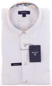 Gant Color Oxford Shirt White