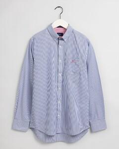 Gant Contrast Banker Overhemd College Blue