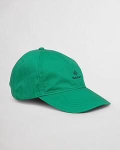 Gant Contrast Twill Cap Cap Lush Green
