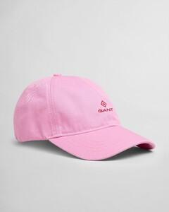 Gant Contrast Twill Cap Cap Sea Pink
