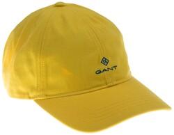 Gant Contrast Twill Cap Cap Solar Power Yellow