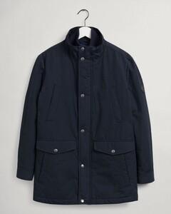 Gant Cotton Polyester Double Decker Jack Avond Blauw