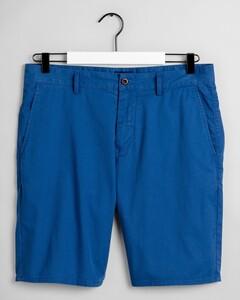 Gant Cotton Summer Shorts Bermuda Nautical Blue