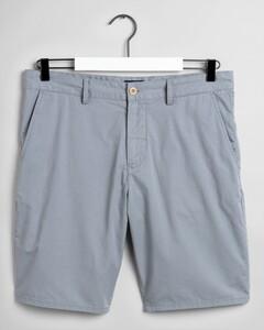 Gant Cotton Summer Shorts Bermuda Windy Gray