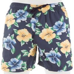 Gant Flower Swim Short Swimwear Navy
