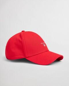 Gant Gant New Twill Cap Cap Bright Red