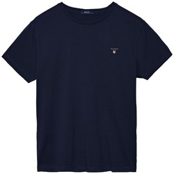 Gant Gant The Original T-Shirt T-Shirt Avond Blauw