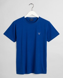 Gant Gant The Original T-Shirt T-Shirt Blue