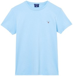 Gant Gant The Original T-Shirt T-Shirt Capri Blue