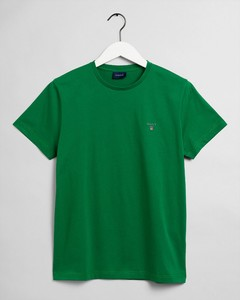 Gant Gant The Original T-Shirt T-Shirt Lavish Green