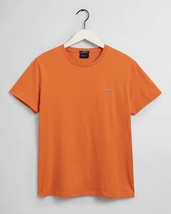 Gant Gant The Original T-Shirt T-Shirt Russet Orange