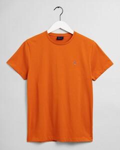 Gant Gant The Original T-Shirt T-Shirt Savannah Orange