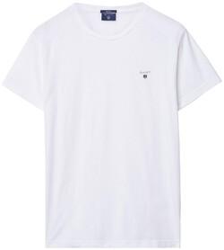 Gant Gant The Original T-Shirt T-Shirt Wit